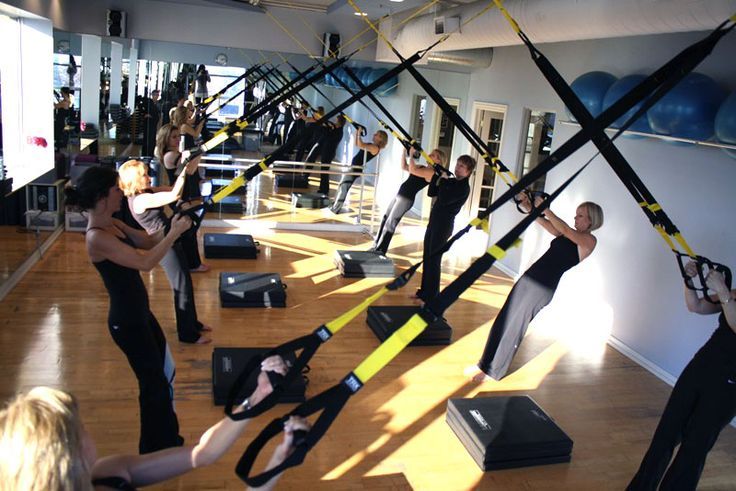 TRX Studio, Pilates inspired TRX classes.