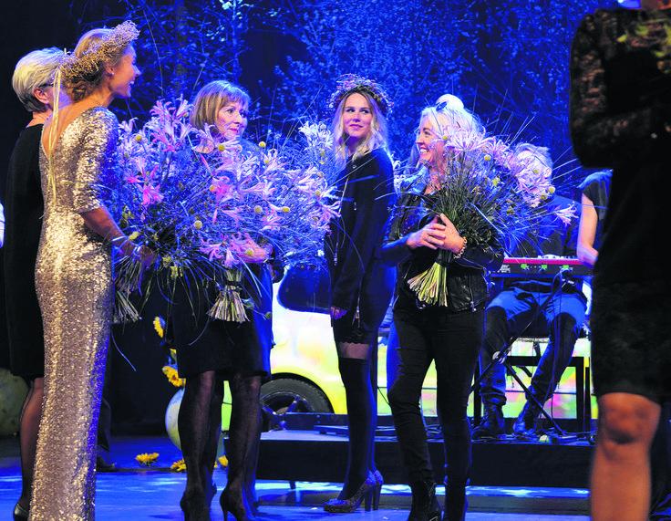ELISE GUG retailer CLUB Bs annual fashion show in Esbjerg Denmark. Photo credit Lene Lund