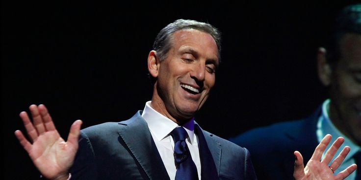 Could Starbucks Maternity Leave Controversy Hurt CEO Howard Schultz's Presidential Hopes? | Dustin McKissen | Pulse | LinkedIn