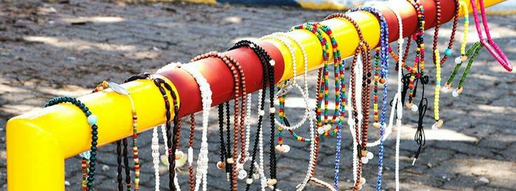 Urban Natural's Ethnikboma Crafted Earphones www.urbannatural.co.za
