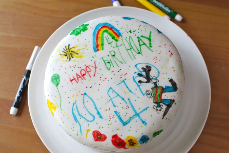 Twinkle Sprinkle Cake Decoration Edible Marker : 9 best Cake Topper Design images on Pinterest Birthday ...
