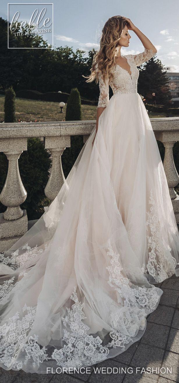 Wedding Dresses By Florence Wedding Fashion 2019 1