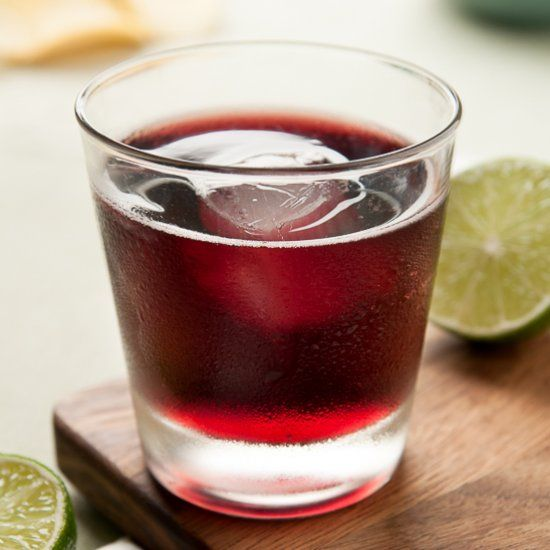 Calimocho - Red wine mixed with coke is an easy summer drink that you can enjoy while lounging poolside.