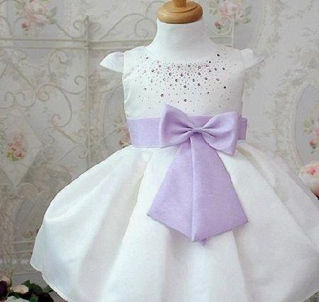 Model Baju Pesta Bayi Lucu