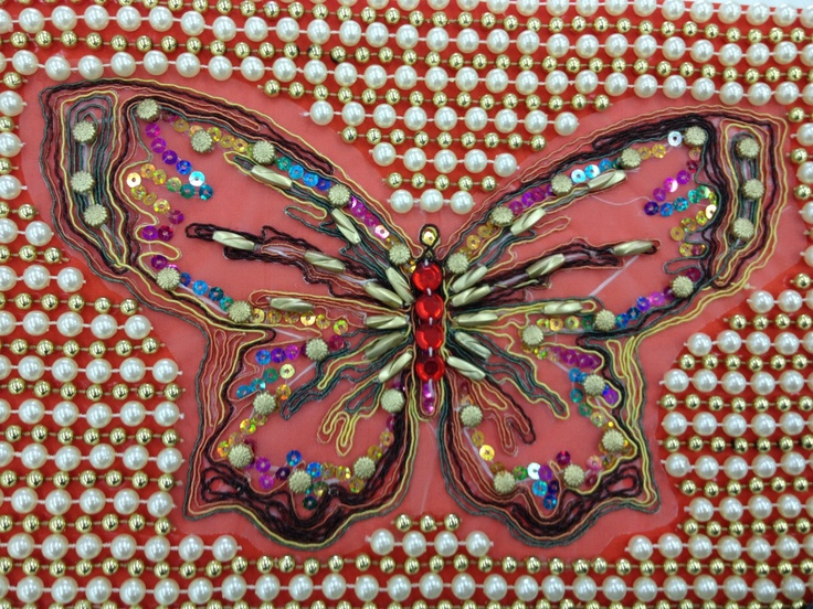 Butterfly, inspired
