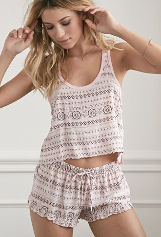 Shop Women's sleepwear at HUE. Find a variety of women's pajamas, stylish boxers & shorts, leggings and sleepwear. Select from solids or playful prints in soft cotton and jersey.