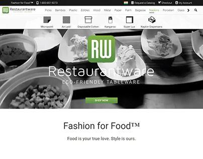 "Check out new work on my @Behance portfolio: ""BigCommerce Website Design - RestaurantWare"" http://be.net/gallery/35128003/BigCommerce-Website-Design-RestaurantWare"