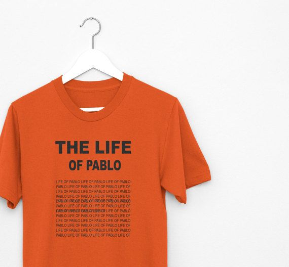 The Life of pablo - Kanye West T-shirt - Kanye - Pablo shirt - Kanye love - Kanye shirt 2020 - yeezy shirt - Kim and Kanye - New album shirt - I Feel Like Pablo Shirt - Pablo Shirt – Tee - Kanye West Shirt Ultralight Beam Yeezy Season Msg T-Shirt     This Item is Handmade To Order Within Two Days And Shipped Out To you.      Size:  Mens T-shirt:             S                M         L         XL         2XL   Chest To Fit (ins)    34-36        38-40 42-44 46-48 50-52     Women's…