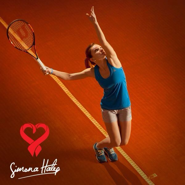 Simona Halep - the best