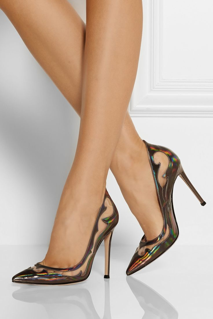 Fuss High Heel Shoes