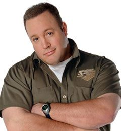 Doug Heffernan (as portrayed by Kevin James) - The King of Queens