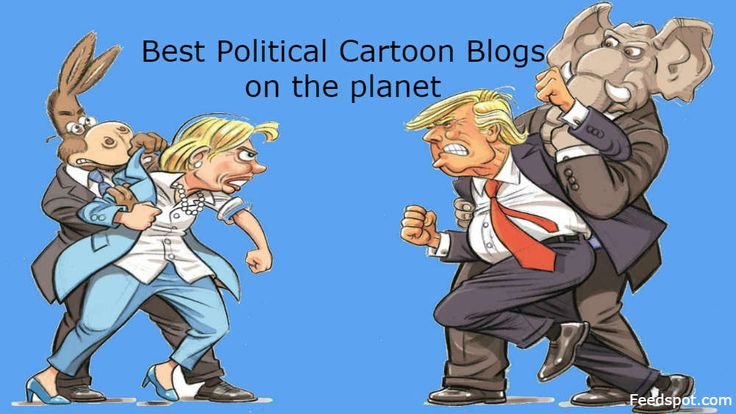 Top 15 Political Cartoon Websites And Blogs on the Web