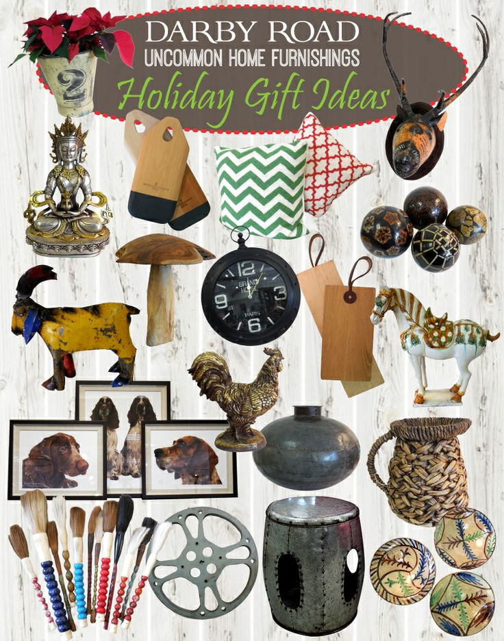 Darby Road Holiday Gift Guide! http://www.darbyroad.com/GIFTS---ACCESSORIES.html