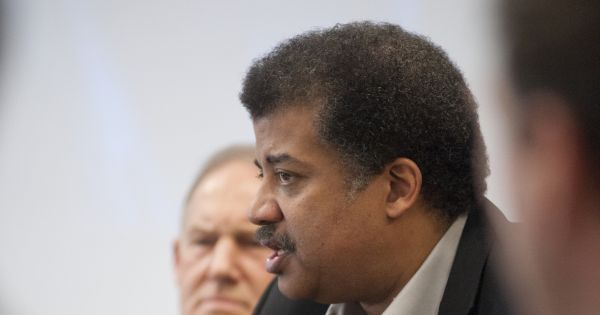 Watch: Neil deGrasse Tyson Has a Critically Important Message for Americans