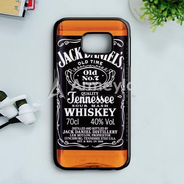 Jack Daniels Black Label Samsung Galaxy S7 Case | armeyla.com