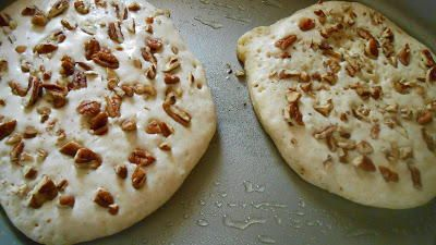 Copycat Cracker Barrel Pecan Pancake Recipe | AllFreeCopycatRecipes.com