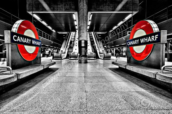 Edwin Jones Photography | London Underground