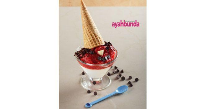 Jeli Es Krim :: Jelly Ice Cream :: Klik link di atas untuk mengetahui resep jeli es krim