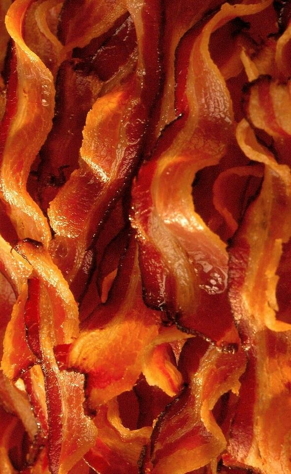 I just died and went to bacon heaven...