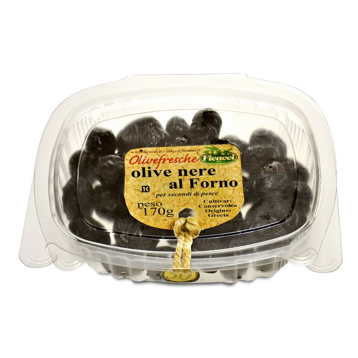 IT | OLIVE NERE ESSICCATE AL FORNO: tipica ricetta di castel madama, olive essiccate al forno e condite con olio...  EN | CASTEL MADAMA BLACK OVEN DRIED OLIVES: dried olives with a separate taste from the similar moroccan sun-dried olives. ficacci oven-dried olives have a smooth toasted fleshy aroma.  http://www.ficacci.com/scheda.asp?id=395&idgamma=42&categ=prodotti