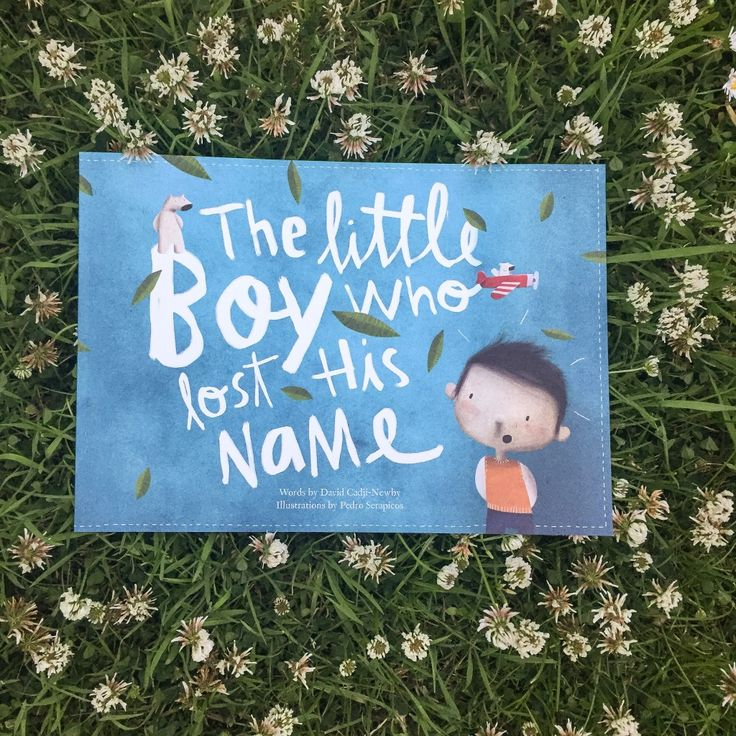 Great personalised children's book - The little boy who lost his name - reviewed by mrsmumsie.com/2015/07/the-little-boy-who-lost-his-name-review/