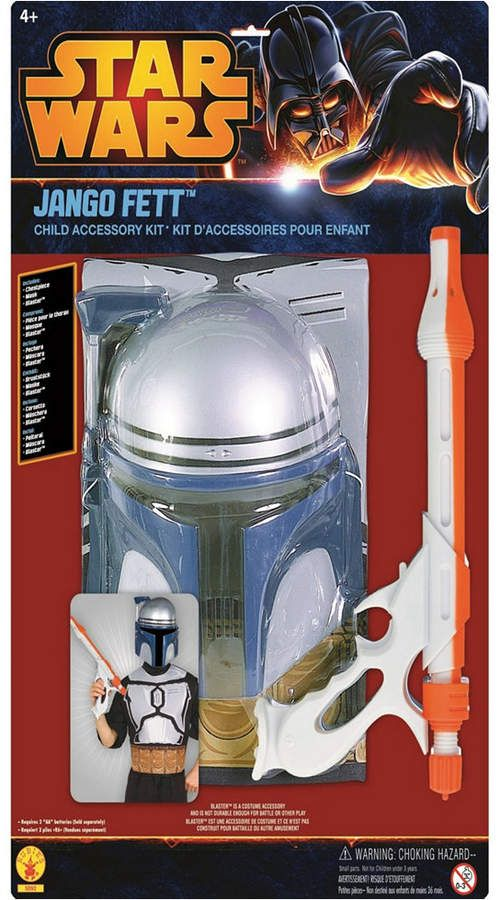 BuySeasons Star Wars Jango Fett Boys Blister Kit AccessoryShopStyle