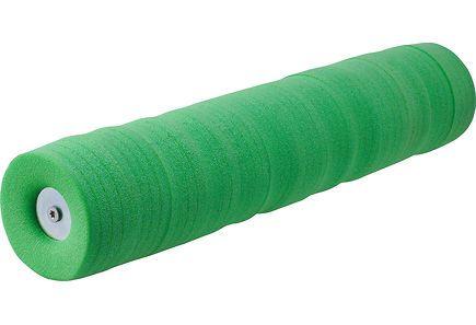 Foam roller eli pilates-/putkirulla lihashuoltoon. Sitä voi käyttää eri tarkoituksiin, esimerkiksi venyttelyyn, lihasten hierontaan tai tasapainoharjoituksiin. Rullan pituus 40 cm, halkaisija 14 cm.