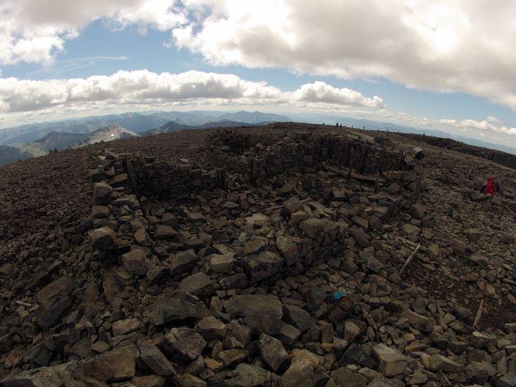 Ben Nevis (tallest mountain in the UK) - Scotland.  Taken on a GoPro Hero3 Silver during this years mountain climbing!