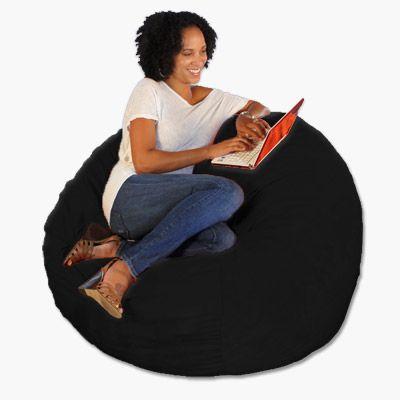 Cozy Sac Furniture Bean Bag Dorm Room Chair