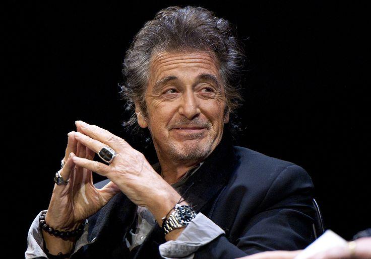 Giorgio Armani veste Al Pacino em nova peça da Broadway