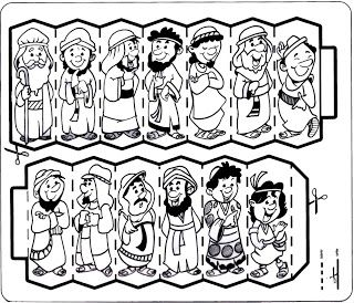 Shepherding the Little Ones: Joseph (activities)