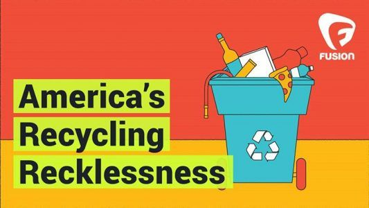 Americas embarrassingly low recycling rate is costing the country billions of dollars eve #news #alternativenews