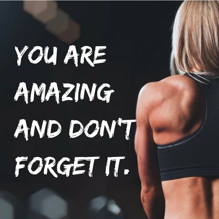 You are amazing and don't forget it. http://newestweightloss.com #weightloss #diet #weightlossmotivation #fitspo