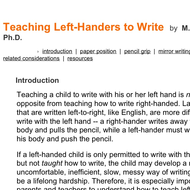 Best left handed images on pinterest hand