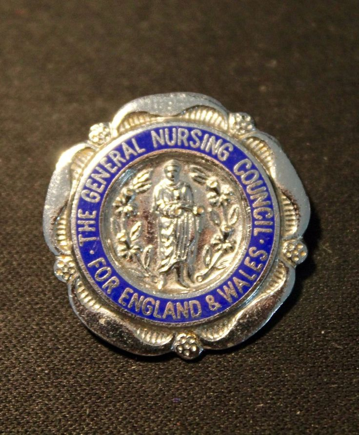 The General Nursing Council for England and Wales Pinback Button 1970'S   eBay