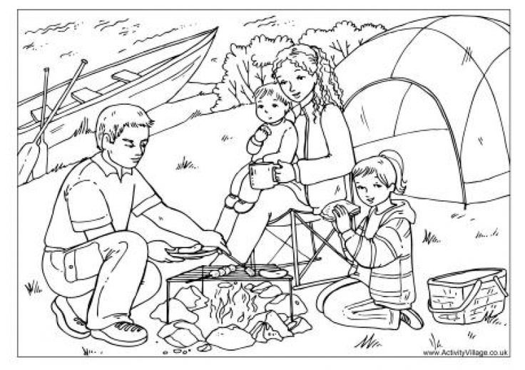 60 best Holiday Coloring Pages images on Pinterest | Malvorlagen ...