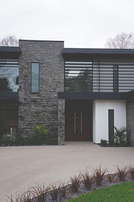 1000 Ideas About Modern Houses On Pinterest Modern