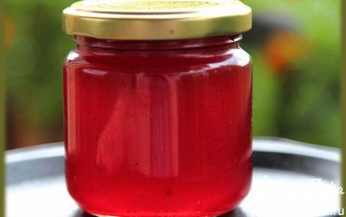 Желе из красной смородины | Кулинарные рецепты от «Едим дома!»