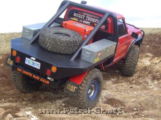 Y60 extrem offroad