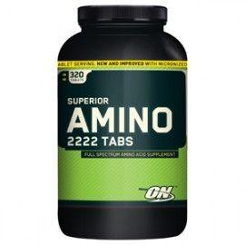 Superior Amino 2222, 320 tabs https://anamo.eu/el/p/d8eIwcWCuC_paG0 ON Superior Amino 2222, 320 ταμπλέτες, Σχεδιασμένο για τη μέγιστη απορρόφηση μέσα στους μυς, το AMINO 2222 είναι μια απίστευτα σημαντική ανακάλυψη. Περιέχοντας αμινοξέα υψηλής ποιότητας, βοηθάει να π...