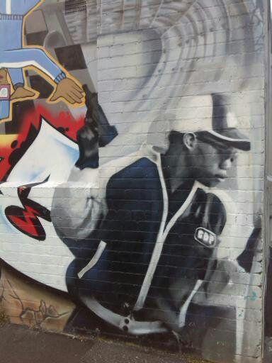 Pitcher,  Rose St, Melbourne