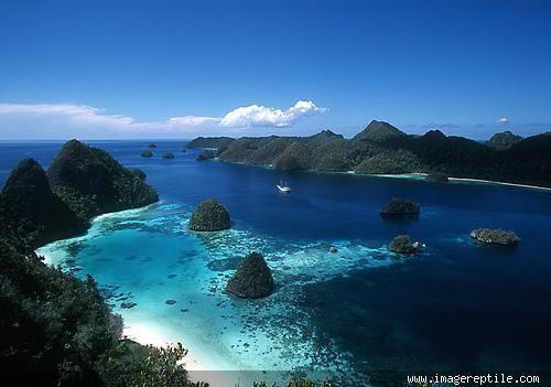 Raja Ampat, Papua Barat, indonesia