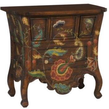 Athalia Venetian Chest  My Thai Buddha Would Look So Great....right