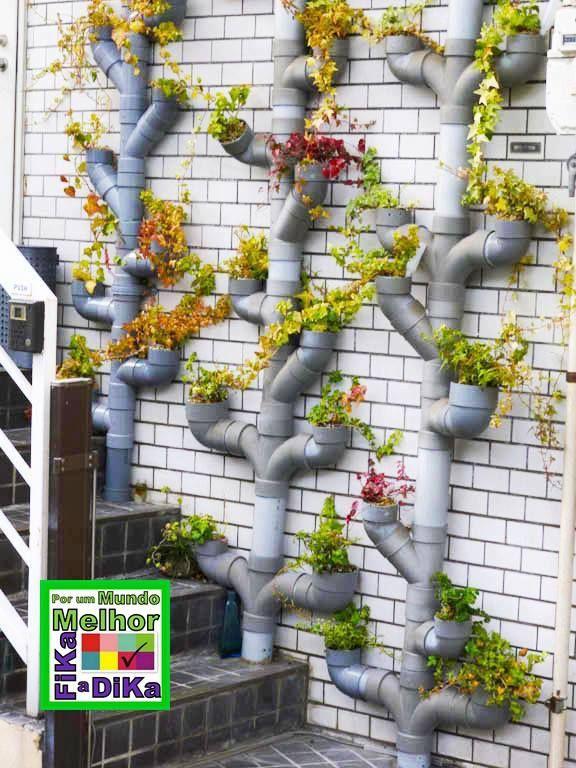 Fika a Dika - Por um Mundo Melhor: Objetos de PVC