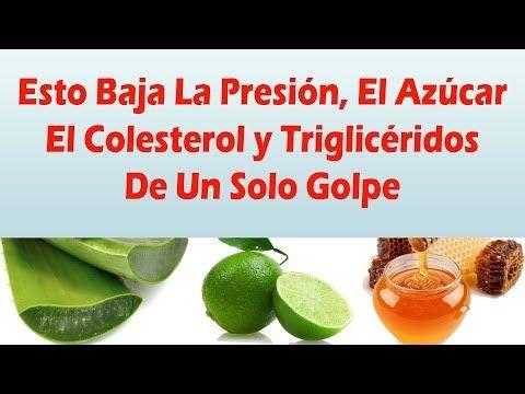 Esto Baja La Presión El Azúcar Colesterol Y Triglicéridos De Un Solo Golpe Como Bajar Colesterol Y Trigliceridos Trigliceridos Bajar Trigliceridos Y Colesterol