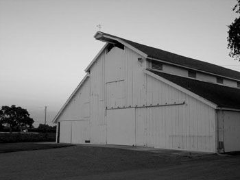 Know Anyone With A Spare Barn That You Could Use For Your Wedding Venue If