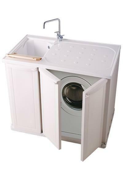 mobili contenitore lavatrice - Cerca con Google