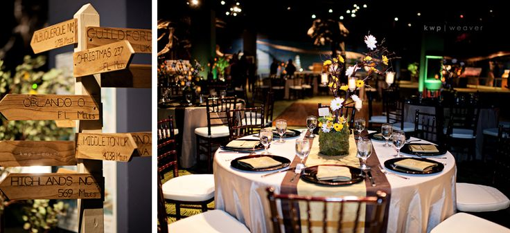 Wedding Reception Ideas A Chair Affair Orlando Science Center Kristen Weaver Photography