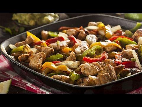 اكلة سريعة وسهلة كيفية عمل فاهيتا الدجاج بطريقة سهلة وسريعة اكلات سريعة Delicious Healthy Recipes Mexican Food Recipes Authentic Basic Recipes