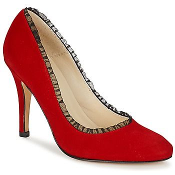 BT-London-DURIA κόκκινες γόβες - shoesportal #fashion #shoes #woman #γόβες
